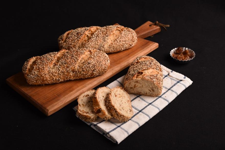 奇雅子桂圆面包